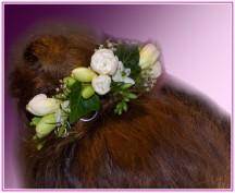Květinový šperk 101
