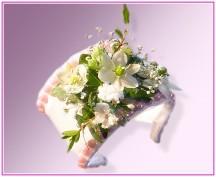 Květinový šperk 102