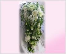 Svatební kytice 203