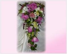 Svatební kytice  204