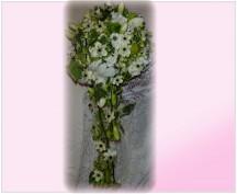 Svatební kytice  205