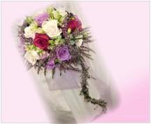 Svatební kytice  206