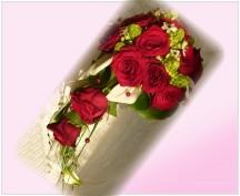 Svatební kytice  207