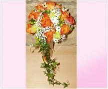 Svatební kytice  210
