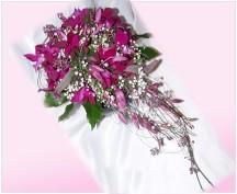Svatební kytice  212