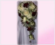Svatební kytice  214