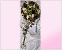 Svatební kytice  215