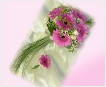 Svatební kytice 301