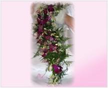 Svatební kytice 307