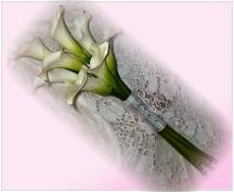 Svatební kytice 309