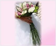 Svatební kytice 310