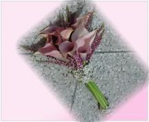 Svatební kytice 316