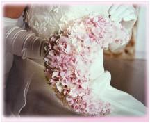 Svatební kytice 319