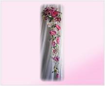 Svatební kytice 323