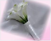 Svatební kytice 324
