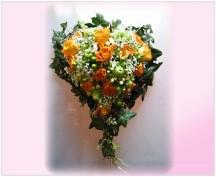 Svatební kytice 326