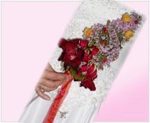 Svatební kytice 327