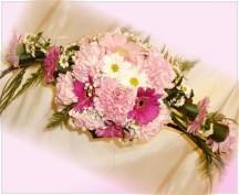 Svatební kytice 308