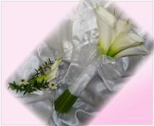 Svatební kytice 311