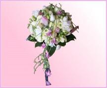 Svatební kytice  201