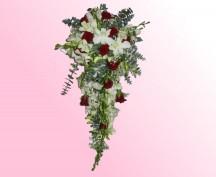 Svatební kytice  202