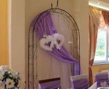 Svatební dekorace a doplňky k zapůjčení